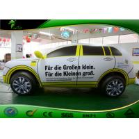 Custom Logo Car Shaped Inflatable Model / Inflatable Car Replica For Promotion Manufactures