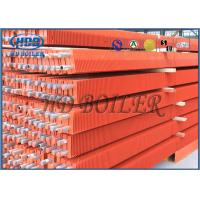 Painted Red Boiler Fin Tube High Efficiency ASME Standard Third Party Inspection Manufactures