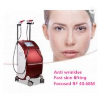Portable RF Beauty Machine / Radio Frequency Face Lift Machine For Beauty Salon Manufactures