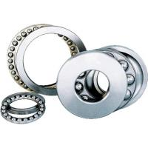 53210U Gcr NSK Thrust Ball Bearing , miniature ball bearings Manufactures