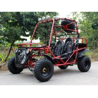 Horizontal Single Cylinder 200cc Adult Go Kart 80km/H With CDI Ignition System Manufactures