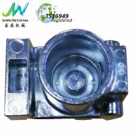 Custom Aluminum Diecast Spare Parts / Shifting Block for Transmission System Manufactures