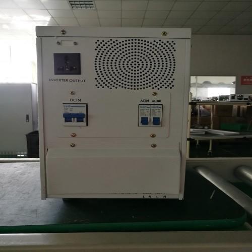 Quality Best Off Grid 5KW Solar Power Ssytem Battery Supplier Solar Pure Sine Wave Inverter for sale