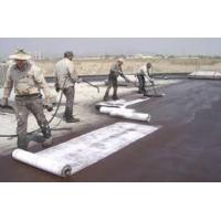 High intensity and powerful non woven Pet Geotextile for road construction Manufactures