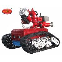 Battery Driven Remote Control Robotic Fire Fighting Manufactures