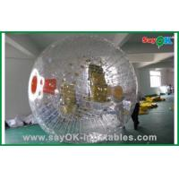Commercial Inflatable Bumper Ball For Adults Durable Clear Walk On Water Ball Manufactures