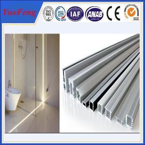 New! auto aluminum radiator thin walled aluminium tube, aluminum led channel profiles Manufactures