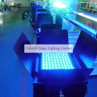 144x3W High power RGB 3 in 1 Tri LED City Colour Light Manufactures