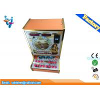 Electronic Manufacturers Arcade Game Slot Machines Coin Operated ROHS / FCC / SGS Manufactures