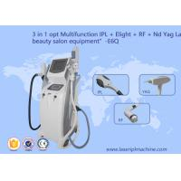 Salon Laser Hair Removal Machine / Ipl Laser Hair Removal Device Manufactures