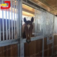 Quality Animal Husbandry Equipment Horse stable Type Horse stable stall for sale