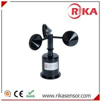 RK100- 02 Hot sale Wind Speed Sensor Anemometer  for Weather Stations with CE Manufactures
