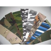 Camouflage Print Fabric Manufactures