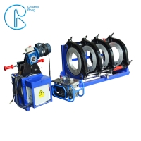 China 380V 415V 10.3KW HDPE Butt Fusion Welding Machine on sale