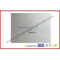 China Christmas gift boxes for cosmetic sets , UV printing on foil paper on sale