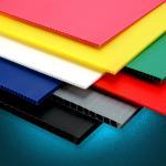 Polypropylene Hollow Plastic Sheet Extrusion Machine Manufactures