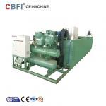 Ice block Making Machine R22 / R404a Refrigerant Manufactures
