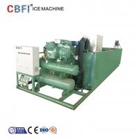 Quality Ice block Making Machine R22 / R404a Refrigerant for sale