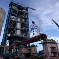 Cement Plant Equipment and Flow Chart 500TPD Manufactures