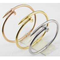 Wholesale Fashion Stainless Steel Ladies Fancy Bangles Manufactures