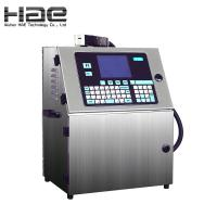 Small Character CIJ Coding Continuous Inkjet Printer for Food Packaging Bags Printing Manufactures