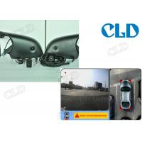 BMW X1 Car Parking Security Cameras System IP67 Shocking Sensor, HD Cameras Manufactures