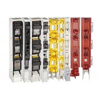 Fuse Rails Low Voltage Disconnect Switch / Strip Fuse Holder Single Pole Breaking