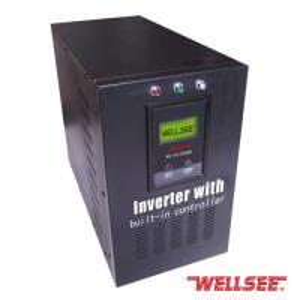 WELLSEE solar controller inverter,Solar Inverter with built-in controller WS-SCI2000Watt Manufactures