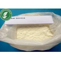 Pharmaceutical SARMS Powder 99% GW-501516 For Weight Loss CAS 317318-70-0 Manufactures