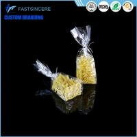Customized Plastic OPP Packaging Bags Cellophane Package Bag Gift & Craft Manufactures