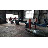 China Metal Semi Automatic Pipe Expander Machine For Stainless Steel / Carbon Steel on sale