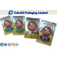 biodegradable Potato Chips Packaging Pouch , 50g / 80g / 100g Manufactures