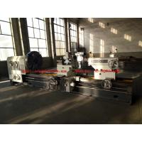 Engine Turning Horizontal Lathe Machine With High Rigidity Casted Bed Manufactures