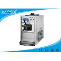 Commercial Ice Cream Machine Soft Serve , Ice Cream Maker Machine For Business Manufactures