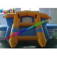 Quality Towable Inflatable Flyfish For 3 Person, Flying Water Toys Inflatable Water Tubes for sale