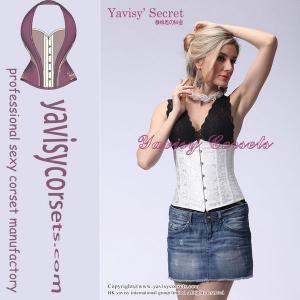 women sexy corset wholesale underbust corset waist cincher Manufactures