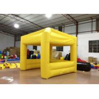 Sports Inflatable Party Tent Oxford material Festival Large Inflatable Tent Digital Printed for commercial show Manufactures