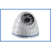 "Low Illumination 960P IR Dome AHD CCTV Camera 1/3"" CMOS Sensor HD For Indoor Security Manufactures"