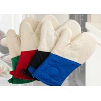 China OEM Customized Printed Oven Mitts  Eco Friendly For Cooking Occasion on sale