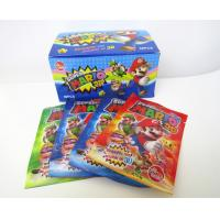 Super Mario CC Stick Candy With Lovely 3D Super Mario Pictures Toy Candy Manufactures