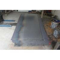 China Outside Engineering Galvanised Plate Steel , Hot Rolled Alloy Steel on sale
