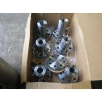 Copper Nickel Forged Steel Flanges DIN 86068 Standard Welding / Threaded Connection Manufactures