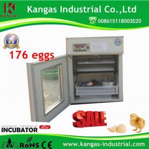 Big Promotion Holding 176 Eggs Digital Chicken Egg Incubator (KP-4) Manufactures