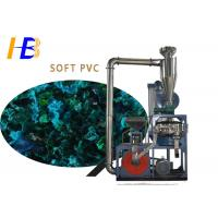 China Powerful Soft PVC Plastic Material Grinders For Regrinding Coarse Powder 3000*2800*3900mm on sale
