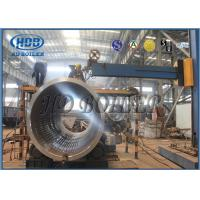 High Efficient Horizontal Style Boiler Steam Drum Natural Circulation Type Manufactures