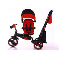 Kid Tricycle For Kids Tricycle 3 Wheels Childrens Ride On Toys Baby Tricycle Kids Push Tricycle for sale