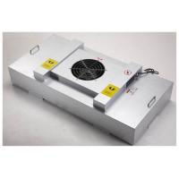 Food Factory HEPA Filter Box / Class 100 - 10000 Cleanroom Fan Air Clean Unit Manufactures
