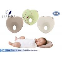 Round Shape Baby Nursing Pillow memory foam , Infant Sleep Pillow