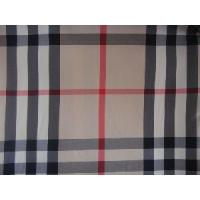 Twill Check Polyester Fabric Manufactures
