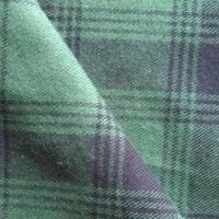 100% Cotton Yarn Dyed Flannel Fabric, 80 x 58, 21 x 16, Measures 56 or 57 Inches Manufactures